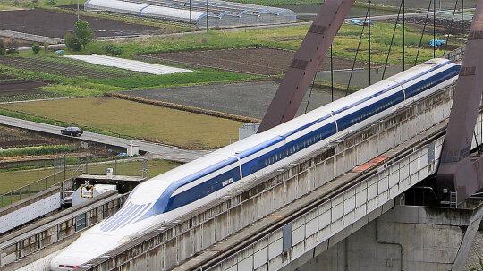 How Maglev Trains Work