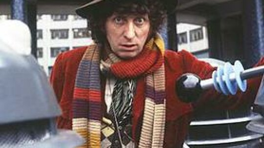 Make a Dr. Who Scarf