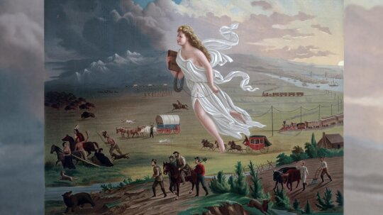 How Manifest Destiny Stretched the U.S. From Sea to Shining Sea