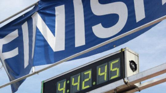 How Marathon Race Timing Works