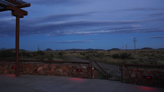 What Are the Mysterious Marfa Lights?