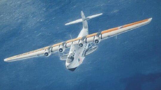 Martin Model 130 China Clipper
