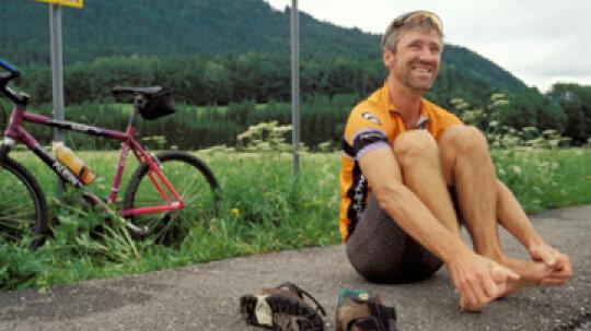 How Massage for Triathletes Works