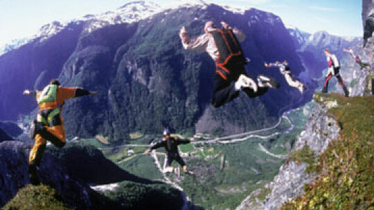 How BASE Jumping Works
