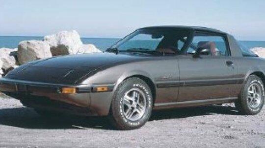Mazda Sports Cars
