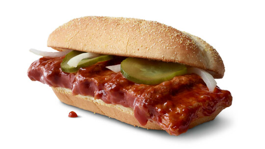 The McRib Has Come and Gone. Again