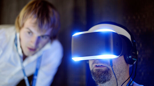 How Project Morpheus Works
