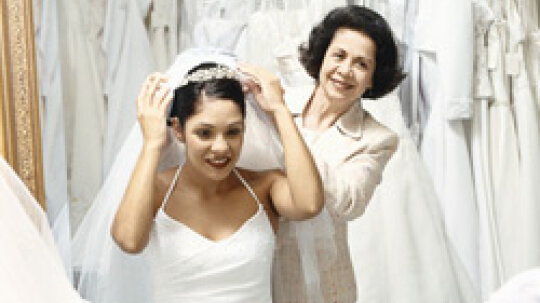 What are the mother of the bride's responsibilities?