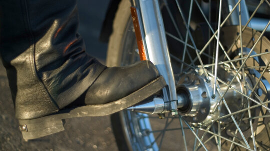 How important are motorcycle boots?