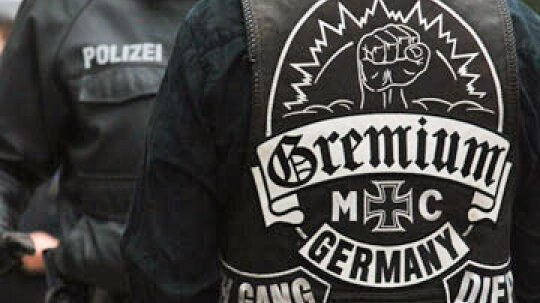 What are motorcycle club colors?