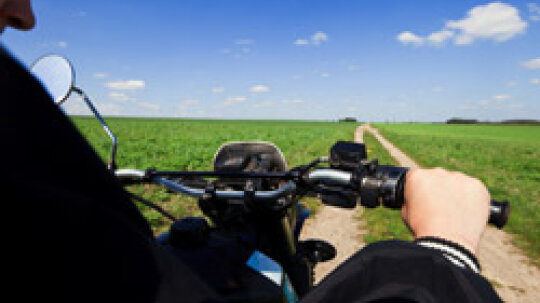 What motorcycle accessories will help me stay cool?