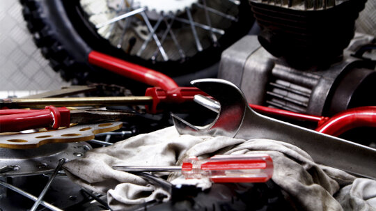 What should be in your motorcycle tool bag?