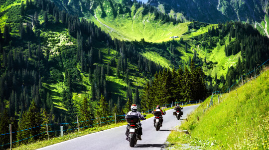 10 Great Motorcycle Trips