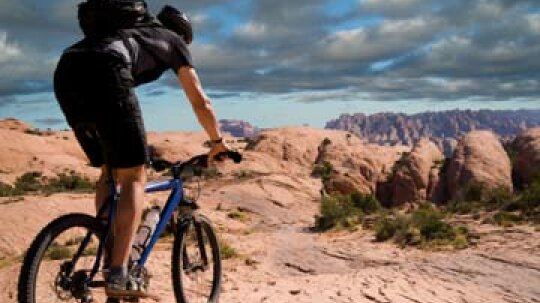 Top 5 Tips for Mountain Bike Training