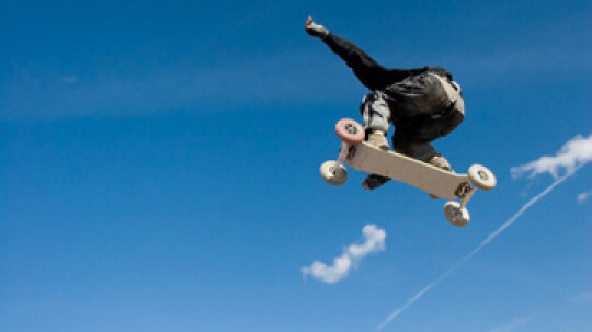 How Mountain Boarding Works