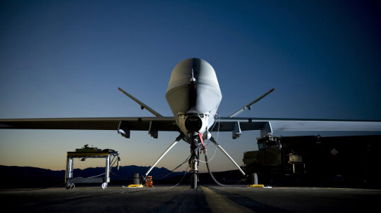 Can drones replace fighter jets?
