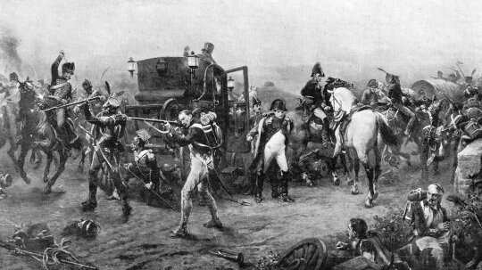 Why Did Napoleon Lose the Battle of Waterloo?