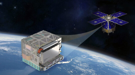 NASA Is Sending an Atomic Clock Into Deep Space