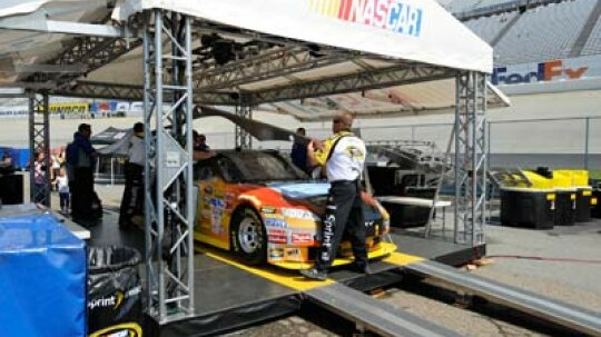 How NASCAR Pre-race and Post-race Inspection Works