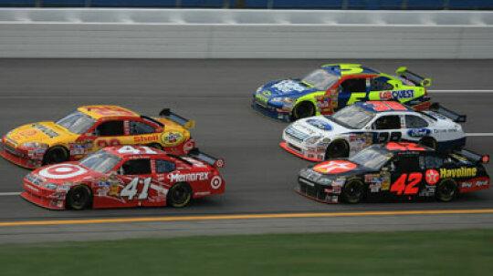How NASCAR Prize Money Works