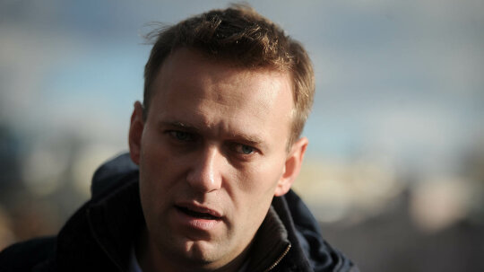 Who Is Alexei Navalny and Can Anybody Save Him?