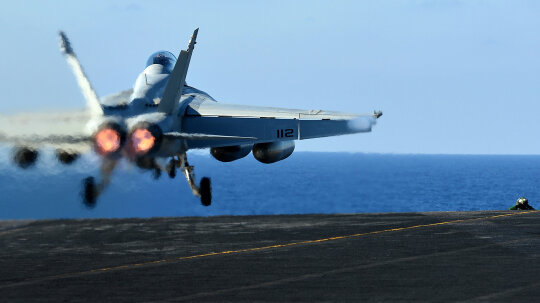Can the U.S. Navy turn seawater into jet fuel?