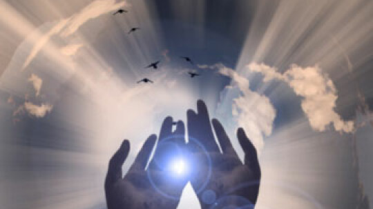 What is going on during a near-death experience?