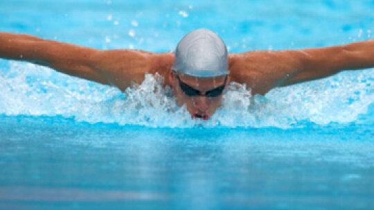 How Negative Split Swimming Works