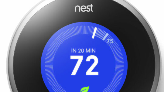 How the Nest Learning Thermostat Works