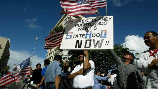 How Do New States Become Part of the U.S.?