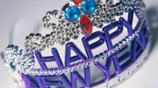 Which place on the planet was the first one to celebrate the new year on January 1, 2000?
