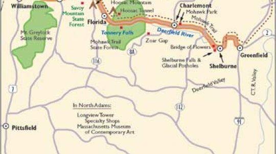 Massachusetts Scenic Drives: Mohawk Trail