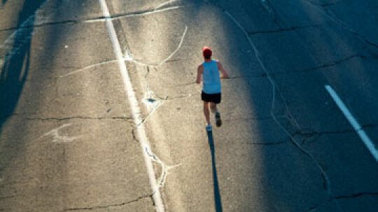 How the Nike+ Human Race Works