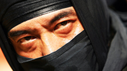 Research Center Seeks to Separate Ninja Fact From Fiction