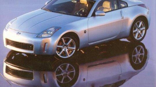 Nissan 350Z Design
