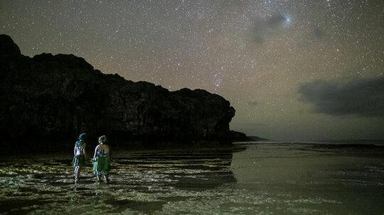 Tiny Island of Niue Is World's First 'Dark Sky Nation'