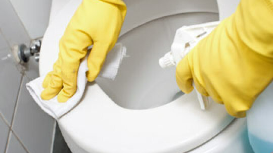 How to Disinfect Your Bathroom Without Bleach