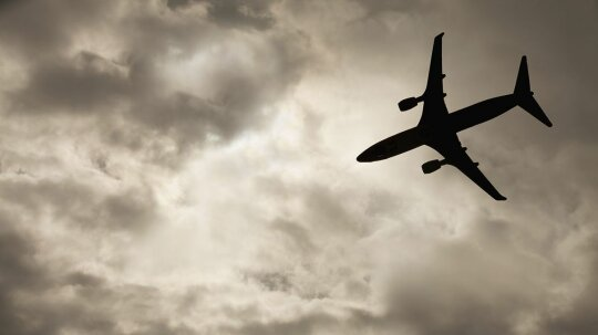 Climate Change Will Likely Increase Airplane Turbulence