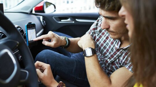 Relying on GPS Prevents Parts of Your Brain From Activating