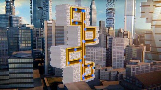 """我们需要侧身电梯来建立未来的城市""""border="""