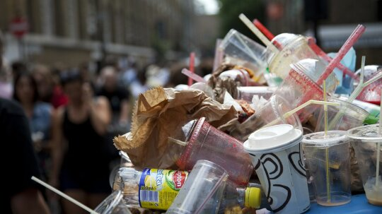 Americans Use 500 Million Straws Every Day. Would You Pledge to Go Strawless?