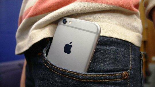 """某天,你的牛仔裤可以为你的手机供电""""border="""