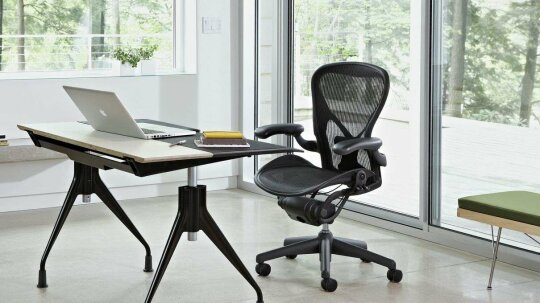The Uber-popular Aeron Chair Was First Made for Grandma