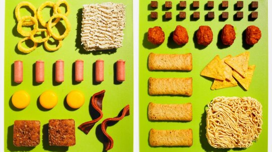 How Processed Food Saved the World