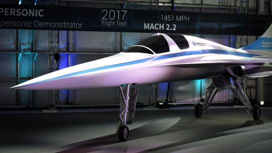 Supersonic Travel Could Be Coming Back