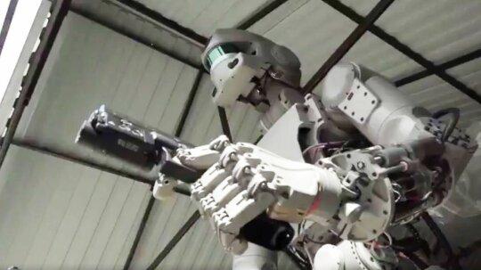 Russian Gun-wielding Robot Totally 'Not a Terminator,' Says Russian Official