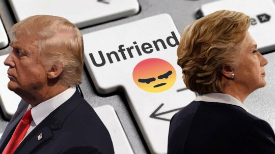 Will This Election Season Become Known as 'The Great Unfriending'?