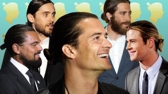 'Man Bun' Alert! Hair Club for Men Could Be Next