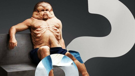If Humans Were Built to Withstand a Car Crash, They Might Look Like This