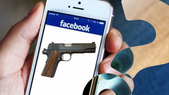 Facebook Takes Aim at Unlicensed Firearm Sales